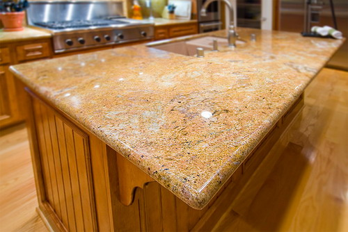 Elegant Slate Kitchen Countertop Gallery