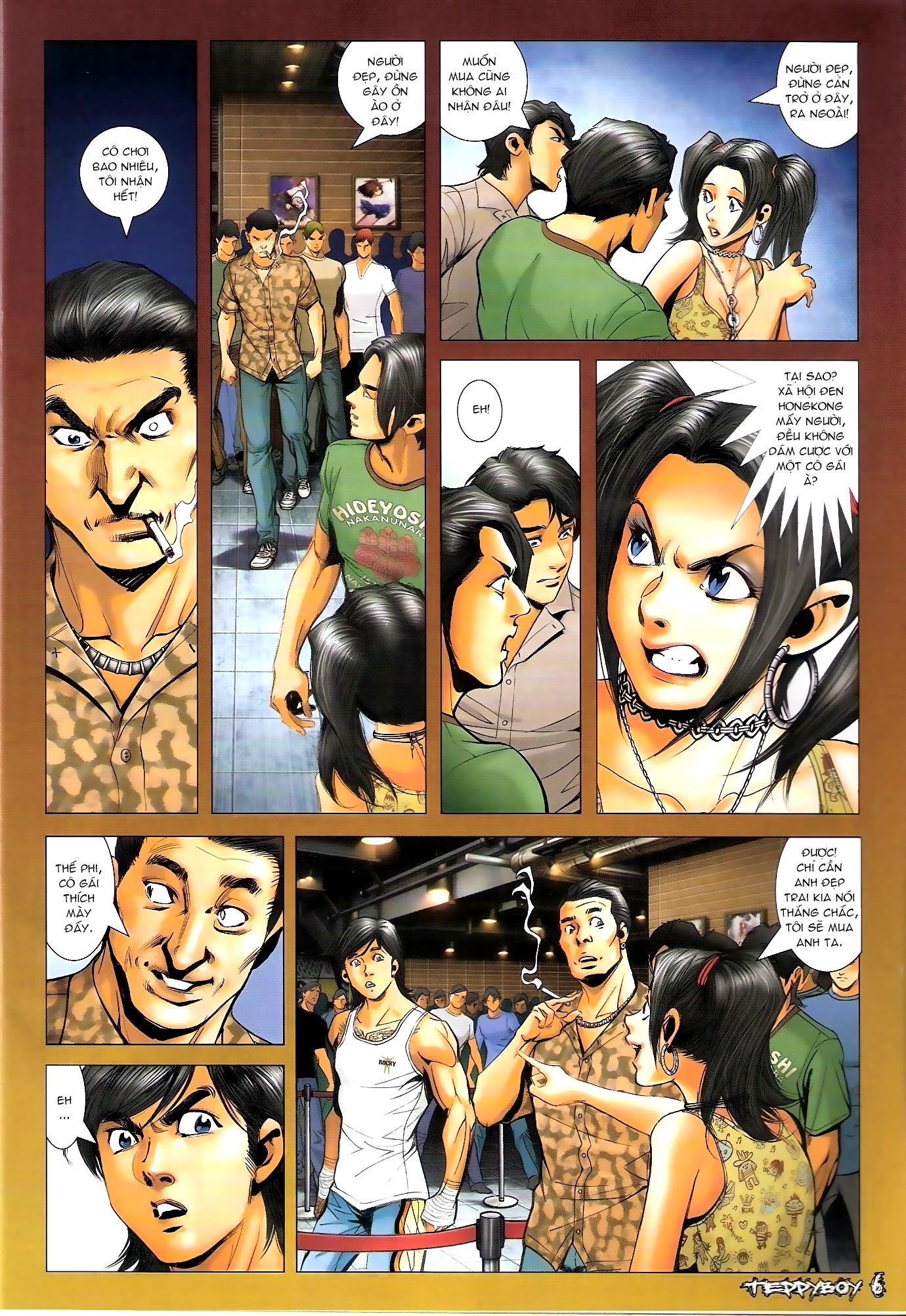 Người Trong Giang Hồ Chap 1291 - Truyen.Chap.VN