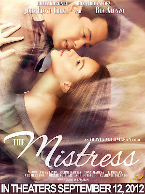 The Mistress movie poster