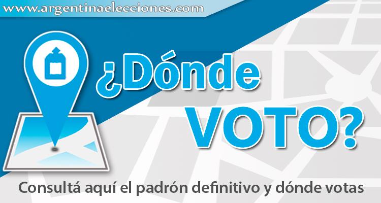9 de Agosto / Voto 2015