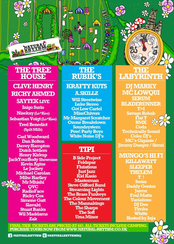 Natural Rhythm Festival