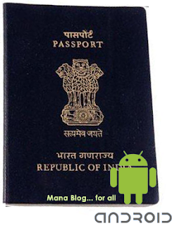 Passport on Mobile - Mobile Application 'mPassport Seva' launched