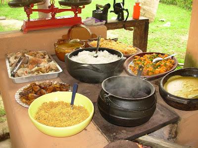 Comida tipica da região Norte, Sul, Sudeste, Centro-oeste Nordeste