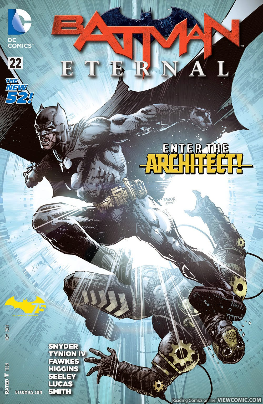 Batman Eternal 022 (2014)