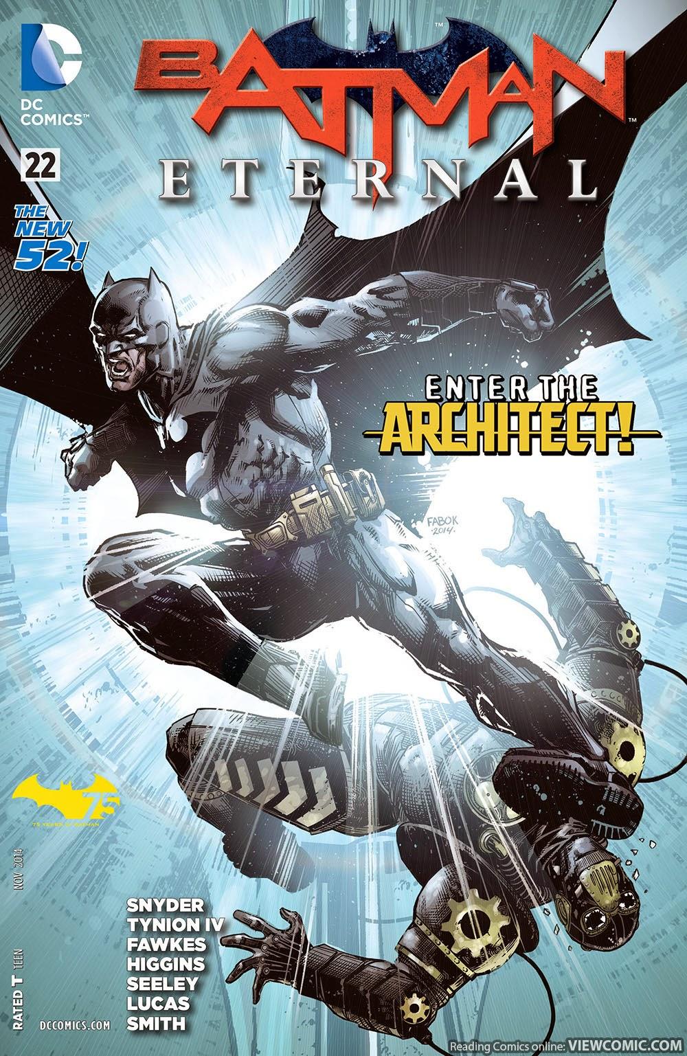 Batman Eternal 022 (2014)