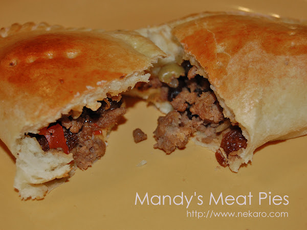Tasty Tuesday! Mandy's Meat Pies
