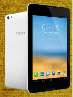 Tecno Phantom Pad Mini - P9 Tablet