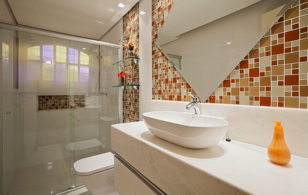 Fevereiro 2014 -> Banheiro Com Pastilha Nicho