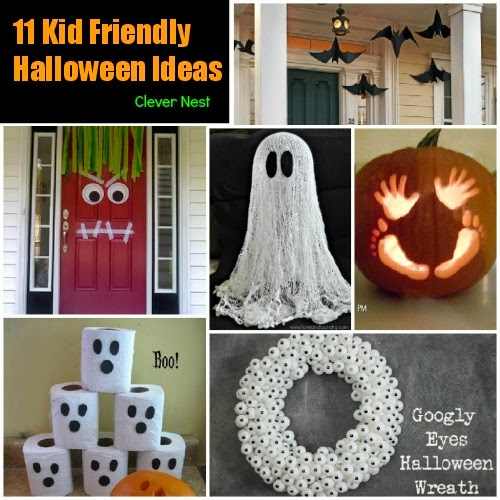 11 Kid Friendly Halloween Ideas
