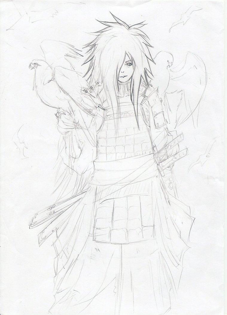 naruto and bleach anime wallpapers  uchiha madara and
