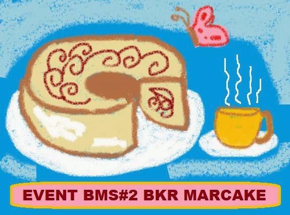 BMS Marmer Cake