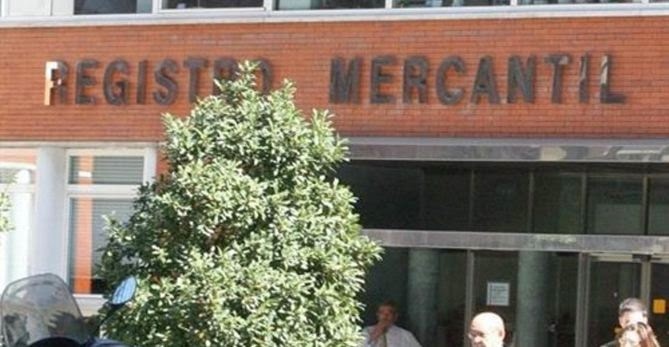 Registro mercantil y constitucion de sociedad