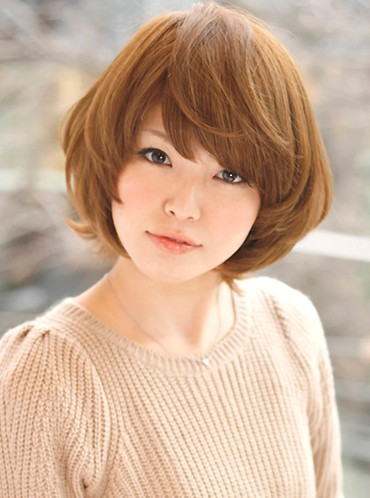 corte de pelo mujer japonesa