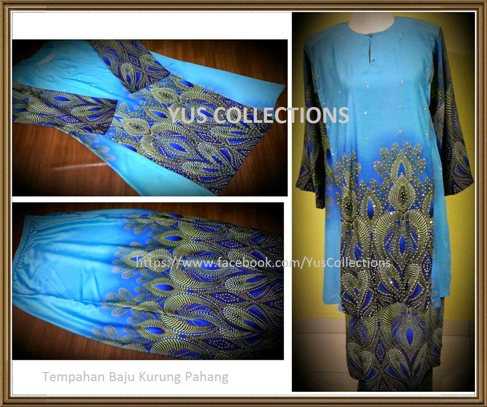 Tempahan Baju kurung Pahang
