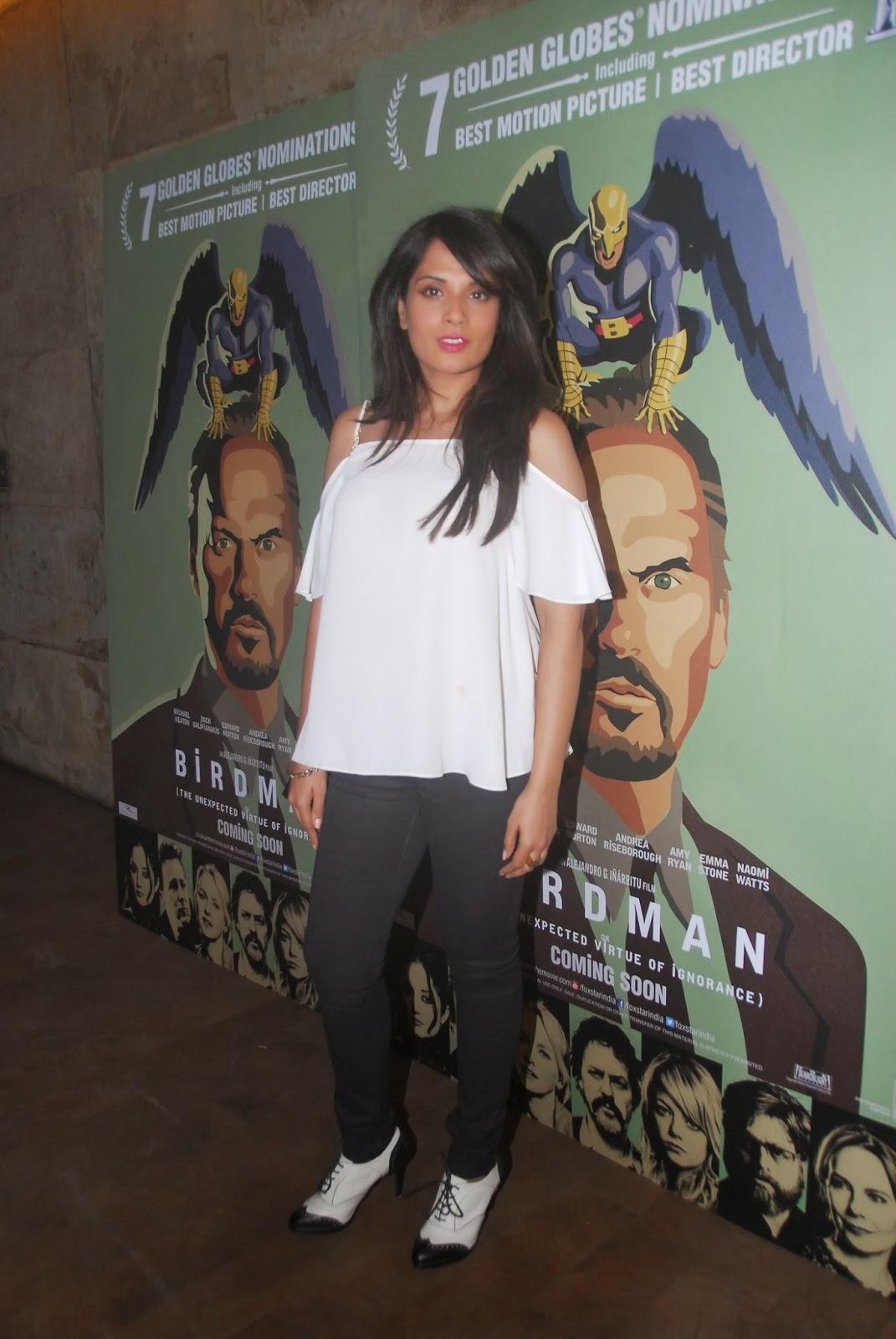 Celebs grace 'Birdman' special screening, Birdman, Hrithik Roshan, Kunal Kapoor