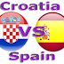 Euro 2012 Score Prediction: Spain vs Croatia Preview, Lineups, Head to Head