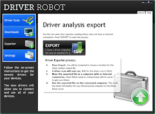 Driver Robot Analysis