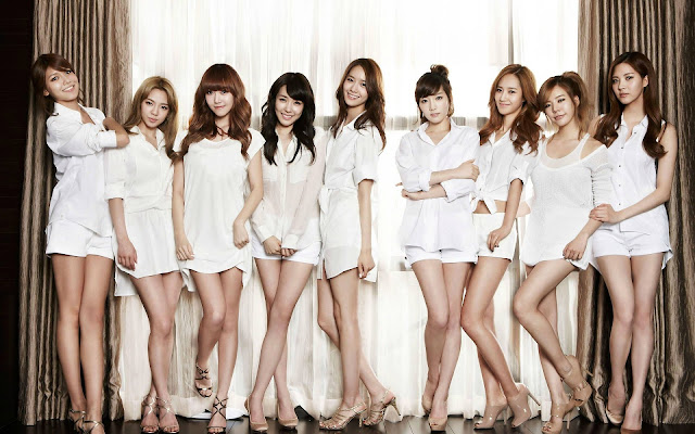Girls Generation SNSD Wallpaper HD 소녀시대/少女時代 2