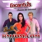 BANDA ENCANTUS VOL.6 • CD SUMIU DA INTERNET