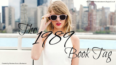 The 1989 Book Tag!