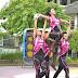 ECD Dancer saat Festival Dance SMP di SMA BW1
