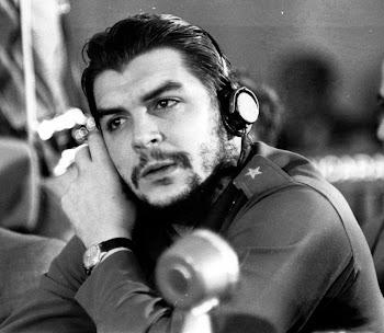 Che Guevara revolucionario.