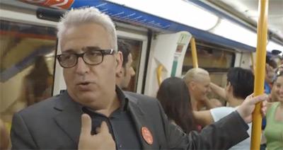 Vodafone Feliz Vuelta monólogo Leo Harlem