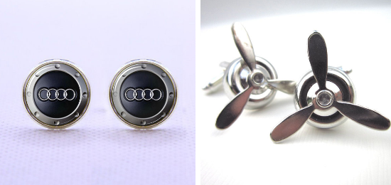 motors lover groom cufflinks, alternative cufflinks, gemelli alternativi, matrimonio alternativo, alternative wedding