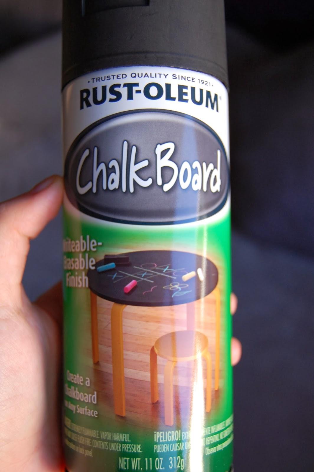 divine union diy inexpensive chalkboards. Black Bedroom Furniture Sets. Home Design Ideas