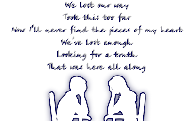 Cold Case Love - Rihanna Song Lyric Quote in Text Image