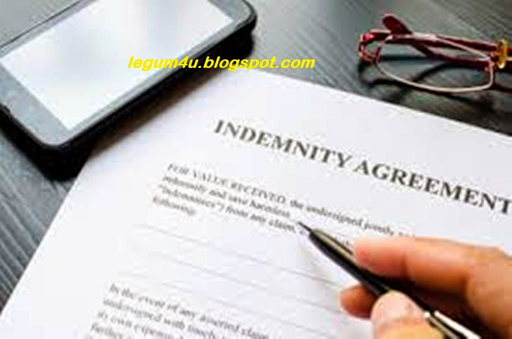 importance of indemnity contracts Contract benefits the benefits section of an indemnity benefit contract includes which losses or costs are covered, at what rate the indemnity is paid, and to whom the payments will be made.