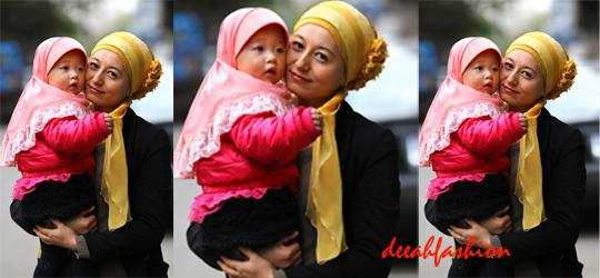 Baju Bunda dan Si Kecil MommyKids Style