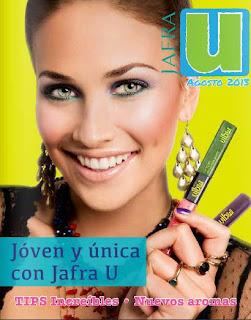 catalogo jafra u agosto de 2013