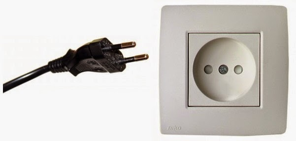 ElectroiD3: Electrical: Power Plug & Outlet Type C