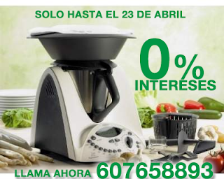 Compra Thermomix sin Intereses