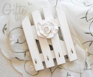 Porta Chaves romântico