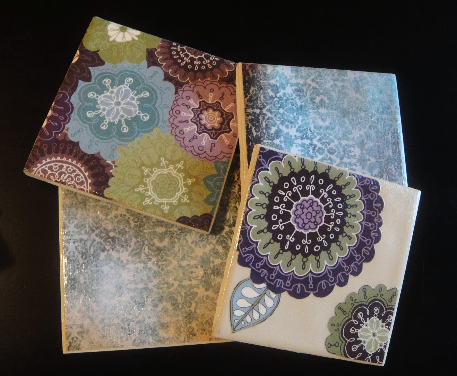 Tristinandcompany the ramseys finally have coasters for Diy decor crafts