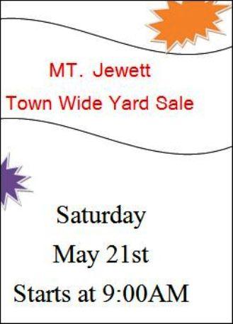 5-21 Mt. Jewett Town-Wide