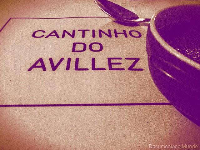 Jantar no Cantinho do Avillez