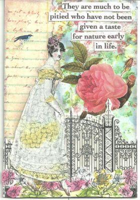 SPA - Jane Austen