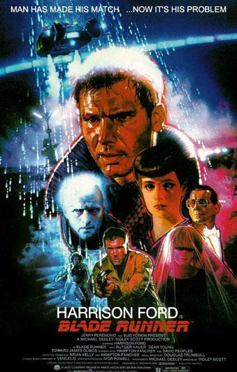 Bladerunner movie poster