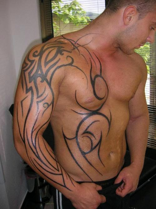 tattoos art riscos tribal