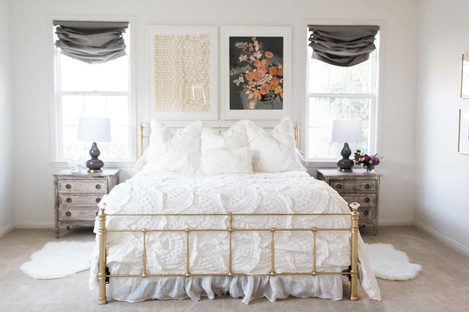 ROOM REVEAL: E-DESIGN MASTER BEDROOM | house collected
