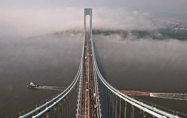 Top 10 longest suspension bridges in the world