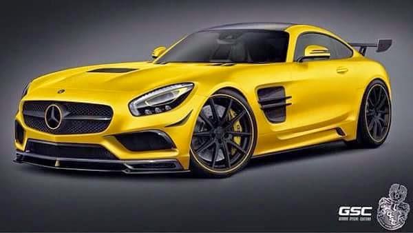 Mercedes-AMG GT German Special Customs
