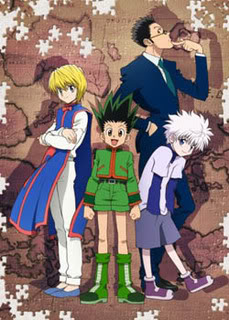 Hunter x Hunter (2011) 50 Espaol