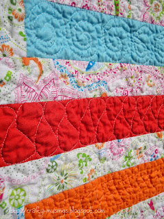 Easy as 11, quilting detail 1