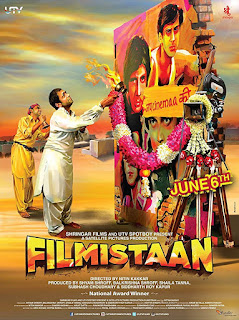 Filmistaan (2012) Hindi Movie 190Mb hevc DVDRip
