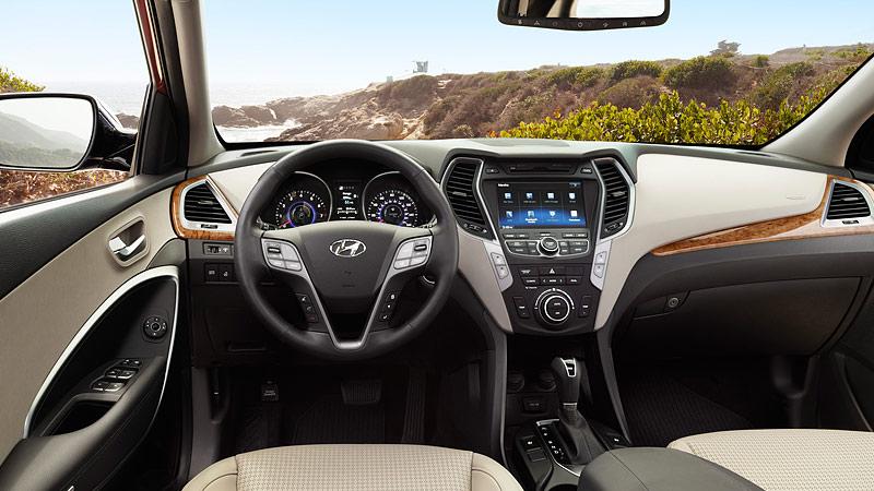 Burlington hyundai 39 s hyundai headlines april 2013 for Hyundai santa fe sport interior dimensions