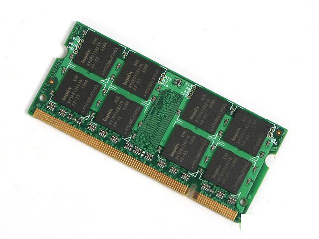 Laptop RAM Memory